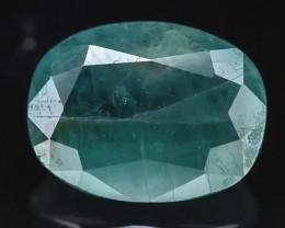 1.79 Crt Rare Grandidierite Faceted Gemstone (R49)