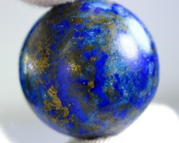 181.05 CT Natural lapis  lazuli Carved Stone Ball Special Shape