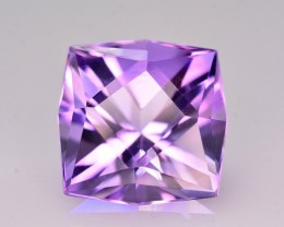 13.95 Ct Amazing Color Natural Amethyst ~ Uruguay AM1