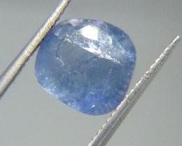 IGI Certified 4.61ct  Blue Ceylon Sapphire , 100% Natural Untreated Gemston