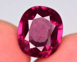 Rare 4.25 Ct Natural Grape Garnet From Mozambique