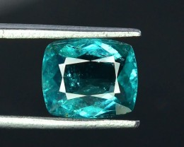 2.00 ct Natural Dark Blue Indicolite Tourmaline