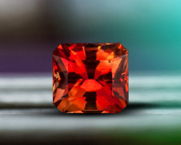 1.69 ct OREGON SUNSTONE - MASTER CUT! BEAUTIFUL COLOR!