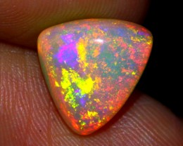 2.48cts 5/5 Colour Natural Ethiopian  Solid Opal