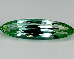 9Crt Green Spodumene  Best Grade Gemstones JI117