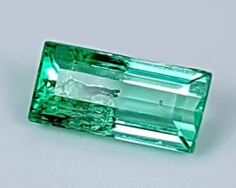 0.75Crt Emerald From Afghanistan  Best Grade Gemstones JI117