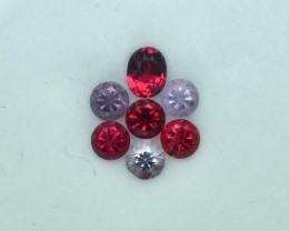 1.44 Cts Beautiful Natural Burmese Spinel Parcel