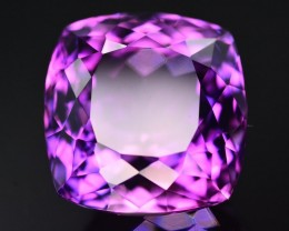 27.50 Ct AAA Color Natural Amethyst From Uruguay