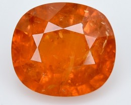 9.30 Crt Spessartite Garnet Faceted Gemstone