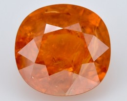 6.10 Crt Spessartite Garnet Faceted Gemstone