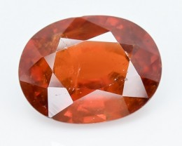 6.60 Crt Spessartite Garnet Faceted Gemstone