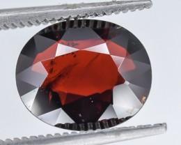 3.40 Crt Spessartite Garnet Faceted Gemstone