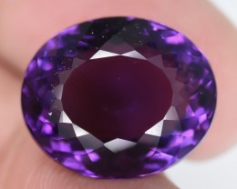 10.50 Crt Amethyst Top Quality From Uruguay Faceted Gemstone