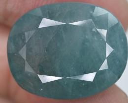 26.10 Crt Rare Grandidierite Faceted Gemstone