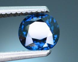 AAA Grade 1.26 ct Cobalt Tanzanian Blue Spinel SKU.4