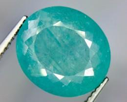 7.30 Crt Natural Rarest Grandidierite Faceted Gemstone.( AG 74)