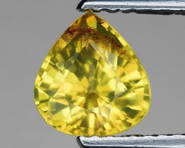 1.63 Cts Zircon Awesome Color and Daimond Cut ~ Cambodia ZD1