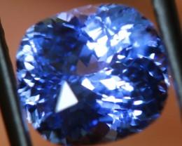 3.37 carats Sri Lankan Blue Sapphire Cut Stone PC1