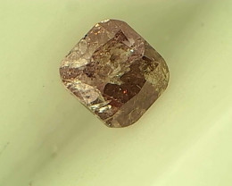 0.19ct  Diamond , 100% Natural Untreated