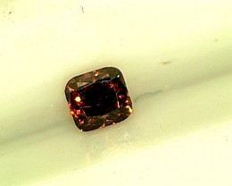 0.21ct  Red Diamond , 100% Natural Untreated