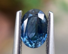 1.1cts Viberent Blue Sapphire Gemstones   From Africa Mines