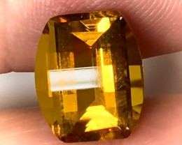 5.00ct  UNIQUE CUT CITRINE - what a stunner!  TOP GRADE LUSTER