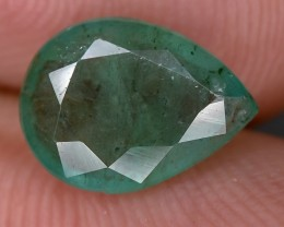 1.90 Crt Emerald Faceted Gemstone (R50)
