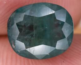 3.70 Crt Rare Grandidierite Faceted Gemstone (R50)