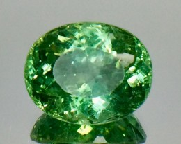 4.67 Crt Natural Apatite Sparkling Faceted Gemstone.(Ap 12)