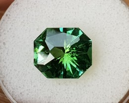 6,68ct Bi-coloured Tourmaline - Master cut!