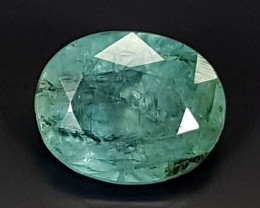1.95Crt World Rarest Grandidierite  Best Grade Gemstones JI118