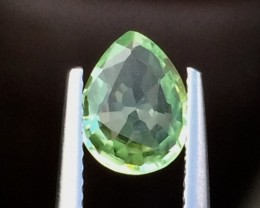 1.17cts Gil Certified  Copper Bearing Paraiba Tourmaline Gemstones ad