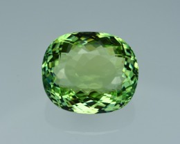 35.43 Cts Fabulous Attractive Natural Green Tourmaline