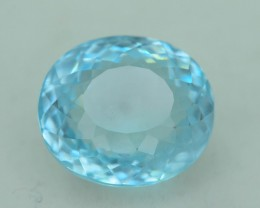 9.78 ct Aquamarine Untreated Pakistan SKU-4