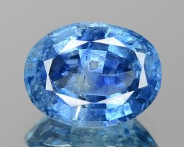 2.10 CT SAPPHIRE UNHEATED BLUE COLOR GEMSTONE BS2