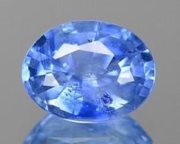 1.45 CT SAPPHIRE UNHEATED BLUE COLOR GEMSTONE BS3