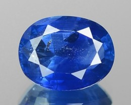 1.08 CT SAPPHIRE UNHEATED BLUE COLOR GEMSTONE BS11