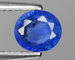 1.12 CT SAPPHIRE UNHEATED BLUE COLOR GEMSTONE BS12