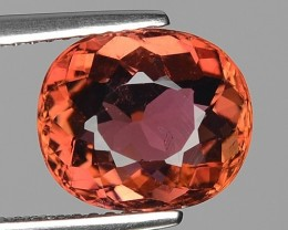 3.96 CT TOURMALINE TOP FACETED CUT GEMSTONE TM5
