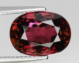 5.44 CT TOURMALINE TOP FACETED CUT GEMSTONE TM14