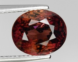 4.86 CT TOURMALINE TOP FACETED CUT GEMSTONE TM15
