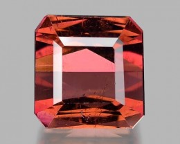4.68 CT TOURMALINE TOP FACETED CUT GEMSTONE TM37