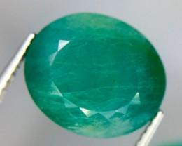 8.83 Crt Natural Most Rare Grandidierite Faceted Gemstone(GD 01)