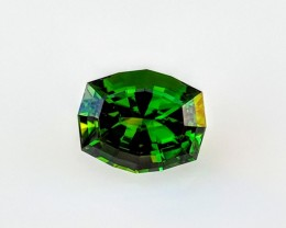 5.10 ct Chrome Tourmaline!   Master cut!