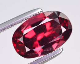Rarest  4  Ct Tremendous Color Natural Umbalite Garnet