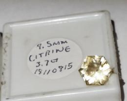 3.7ct Citrine quartz  18110815