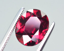 Brilliant Color~ 5.45 Ct Natural Rhodolite Garnet. ARA