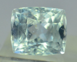 Top Color 8.85 ct Untreated Aquamarine