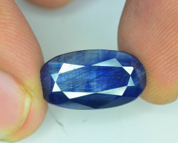 Top Color 7.10 ct Unheated/Untreated Sapphire ~Afghanistan