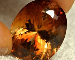 78.50 Carat Himalayan Golden Topaz - Gorgeous